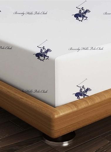 Beverly Hills Polo Club Polo Çarşaf Tek Kişilik 180x240cm Düz  Renkli